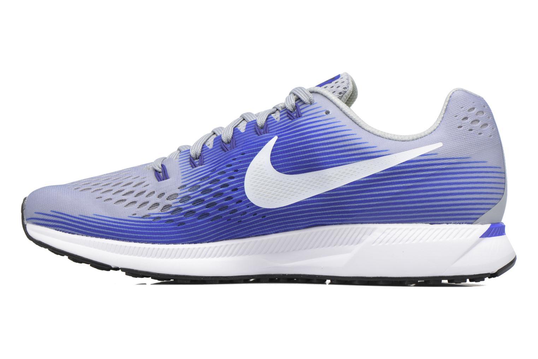 Zapatillas de deporte Nike Nike Air Zoom Pegasus 34 Azul vista de frente