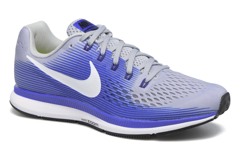 Zapatillas de deporte Nike Nike Air Zoom Pegasus 34 Azul vista de detalle / par