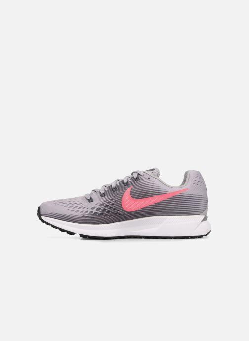 Zapatillas Nike Mujer | Wmns Air Zoom Pegasus 34 Atmosphere GreyRacer Pink Gunsmoke | Lapso