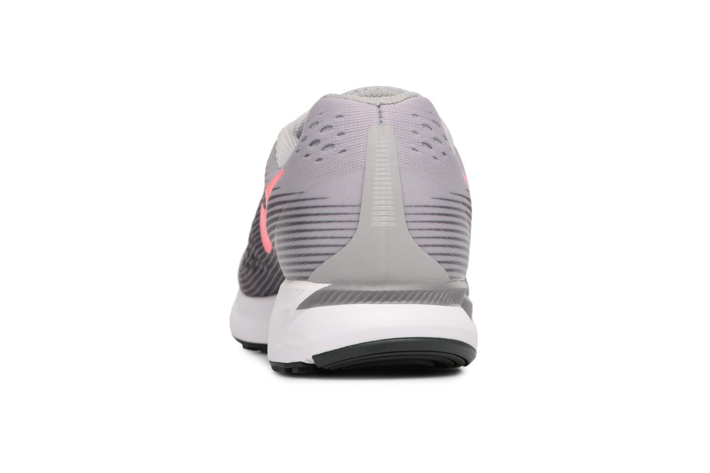 Chaussures de sport Nike Wmns Nike Air Zoom Pegasus 34 Gris vue droite