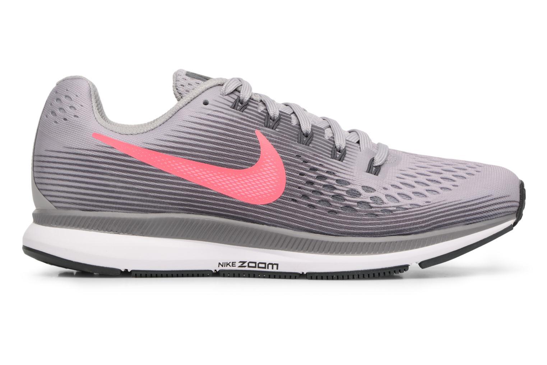 Chaussures de sport Nike Wmns Nike Air Zoom Pegasus 34 Gris vue derrière
