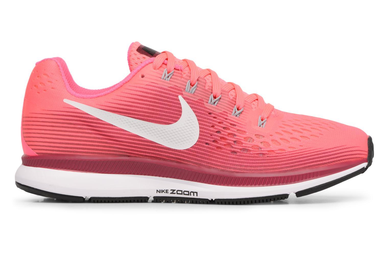 Chaussures de sport Nike Wmns Nike Air Zoom Pegasus 34 Rose vue derrière