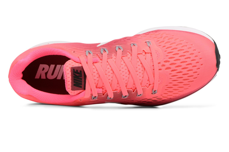 Chaussures de sport Nike Wmns Nike Air Zoom Pegasus 34 Rose vue gauche
