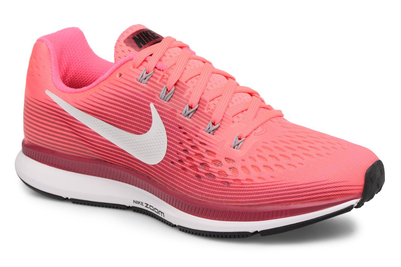 Chaussures de sport Nike Wmns Nike Air Zoom Pegasus 34 Rose vue détail/paire