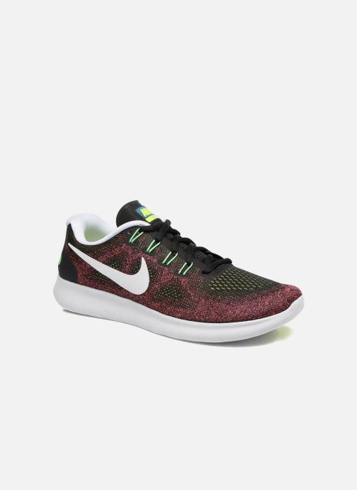 029824970566 Sportssko Nike Nike Free Rn 2017 Rød detaljeret billede af skoene