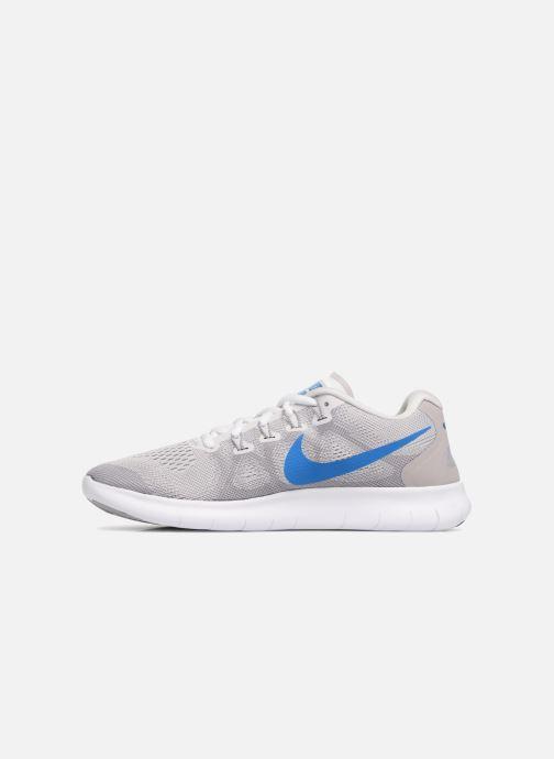 Sportschuhe Nike Nike Free Rn 2017 grau ansicht von vorne