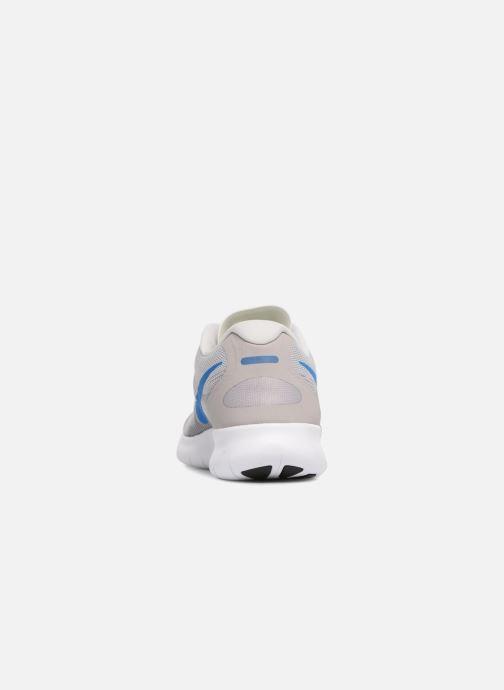 Sportschuhe Nike Nike Free Rn 2017 grau ansicht von rechts