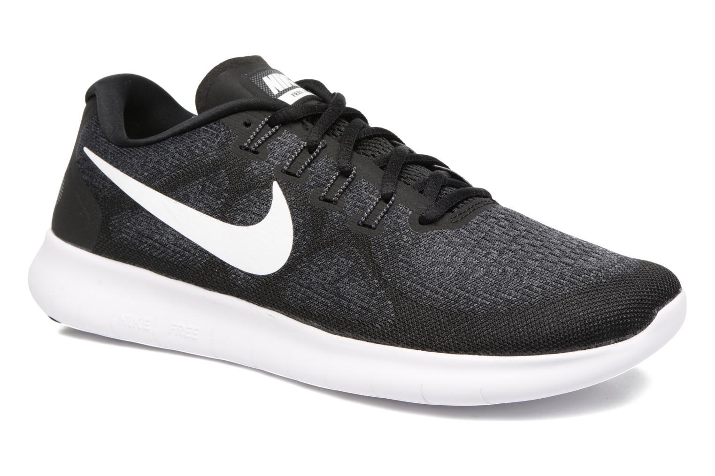 Nike Nike Free shoes Rn 2017 (Black) - Sport shoes Free chez (297440) ed1f24