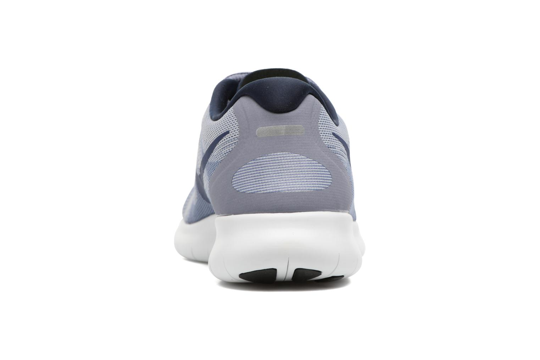 Chaussures de sport Nike Nike Free Rn 2017 Gris vue droite