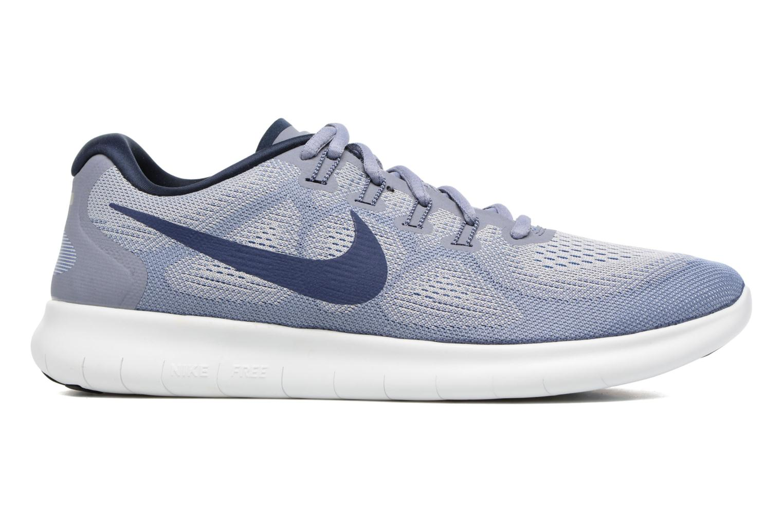 Sportskor Nike Nike Free Rn 2017 Grå bild från baksidan