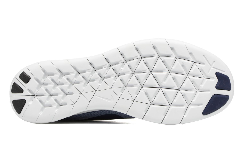 Chaussures de sport Nike Nike Free Rn 2017 Gris vue haut