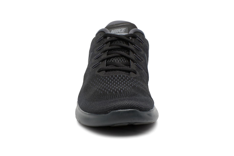 Sportssko Nike Nike Free Rn 2017 Sort se skoene på