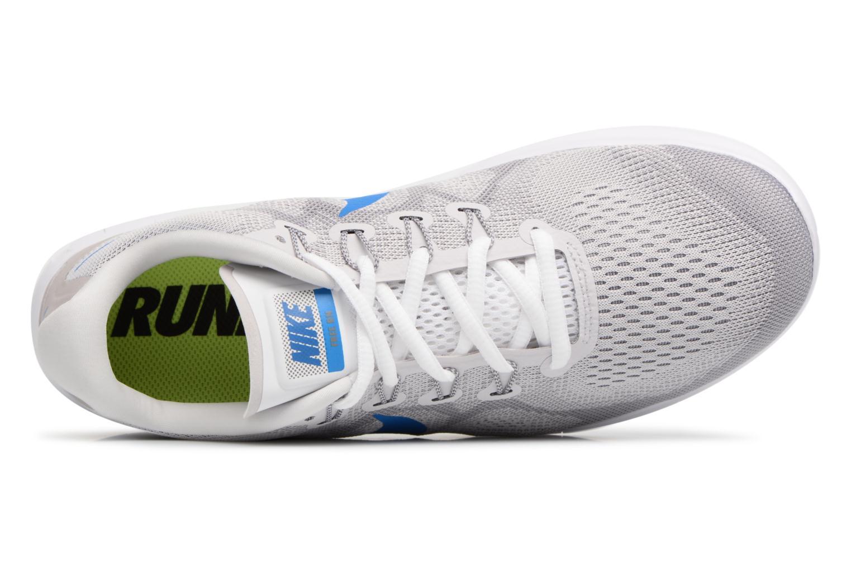 Chaussures de sport Nike Nike Free Rn 2017 Gris vue gauche