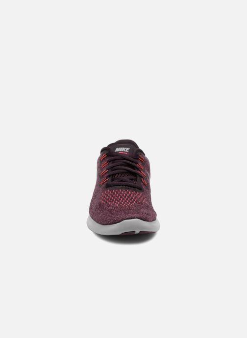 Sportschuhe Nike Wmns Nike Free Rn 2017 lila schuhe getragen
