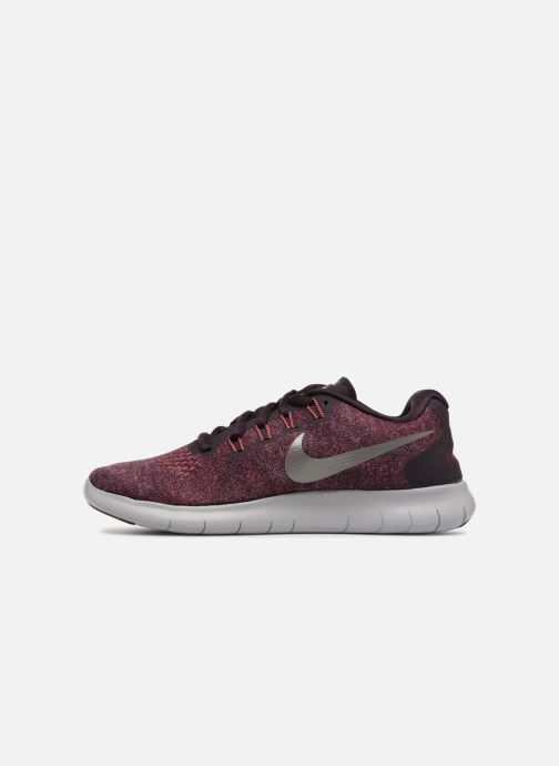 Sportschuhe Nike Wmns Nike Free Rn 2017 lila ansicht von vorne