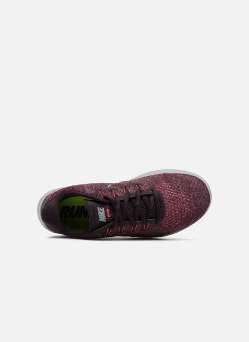 Sportschuhe Nike Wmns Nike Free Rn 2017 lila ansicht von links