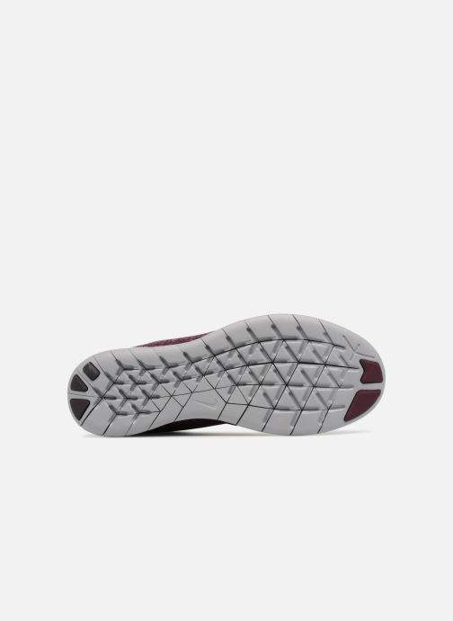 Sport shoes Nike Wmns Nike Free Rn 2017 Purple view from above