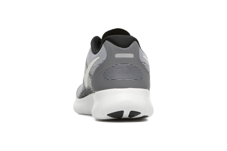 Zapatillas de deporte Nike Wmns Nike Free Rn 2017 Gris vista lateral derecha