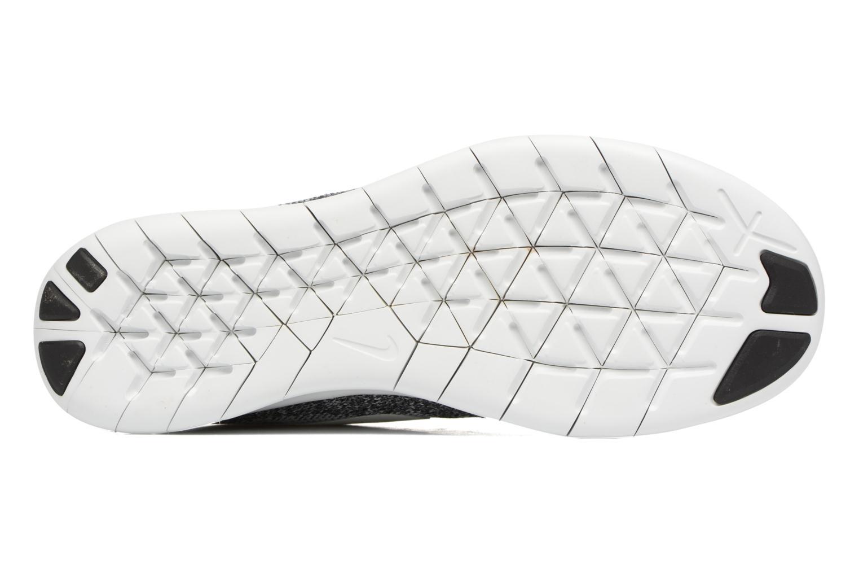 Zapatillas de deporte Nike Wmns Nike Free Rn 2017 Gris vista de arriba