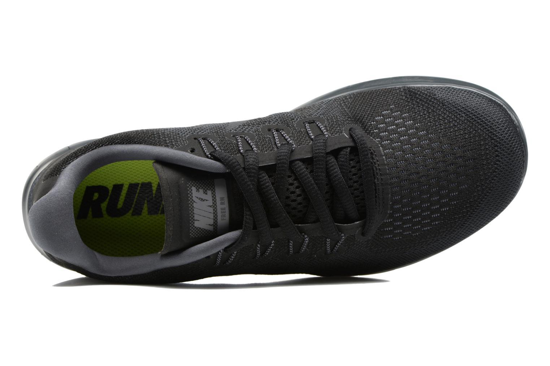 Chaussures de sport Nike Wmns Nike Free Rn 2017 Gris vue gauche