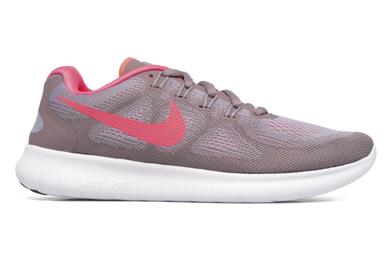 Chaussures de sport Nike Wmns Nike Free Rn 2017 Violet vue derrière