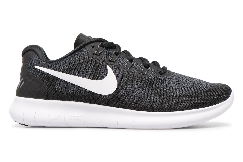 Scarpe sportive Nike Wmns Nike Free Rn 2017 Nero immagine posteriore