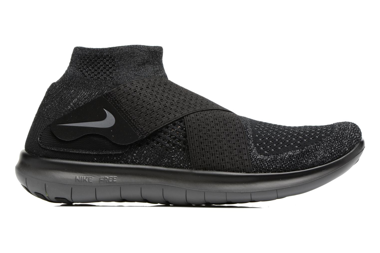 Chaussures de sport Nike Nike Free Rn Motion Fk 2017 Noir vue derrière
