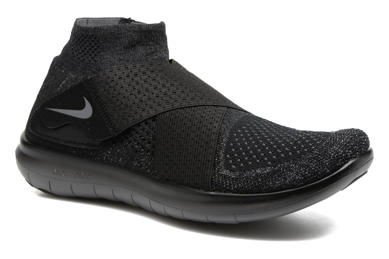 Chaussures de sport Nike Nike Free Rn Motion Fk 2017 Noir vue détail/paire