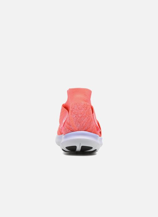Sport shoes Nike W Nike Free Rn Motion Fk 2017 Red view from the right