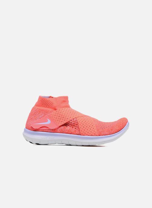 Zapatillas de deporte Nike W Nike Free Rn Motion Fk 2017 Rojo vistra trasera