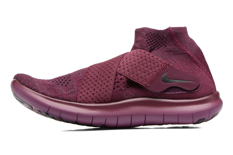 Sport shoes Nike W Nike Free Rn Motion Fk 2017 Purple front view
