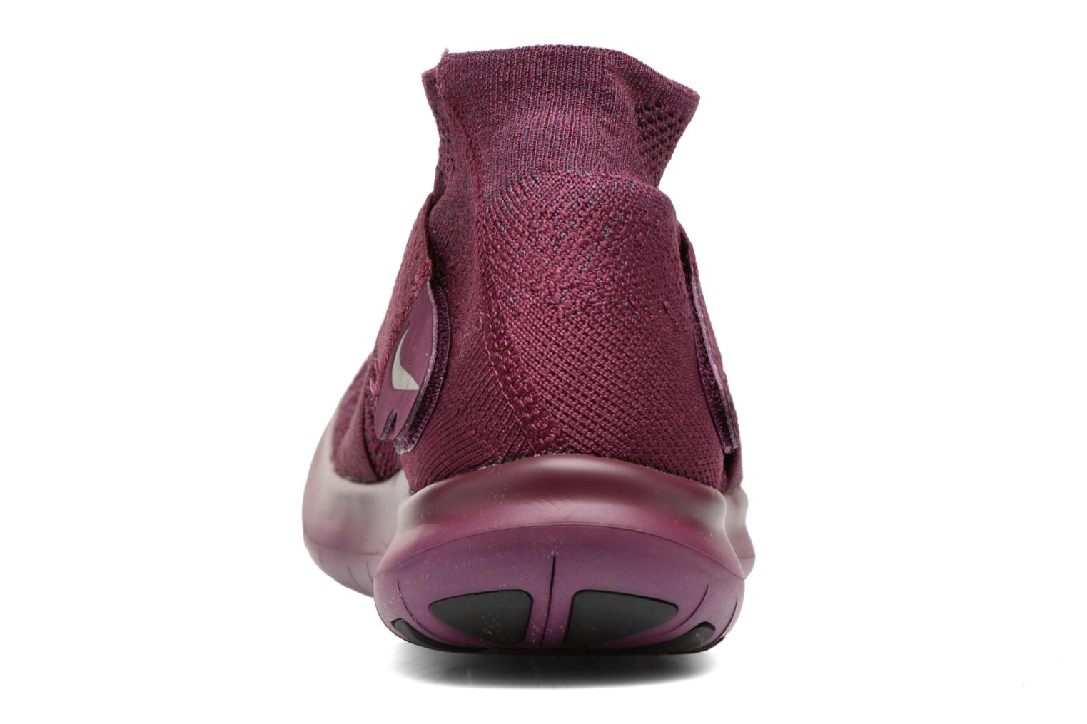 Sport shoes Nike W Nike Free Rn Motion Fk 2017 Purple view from the right