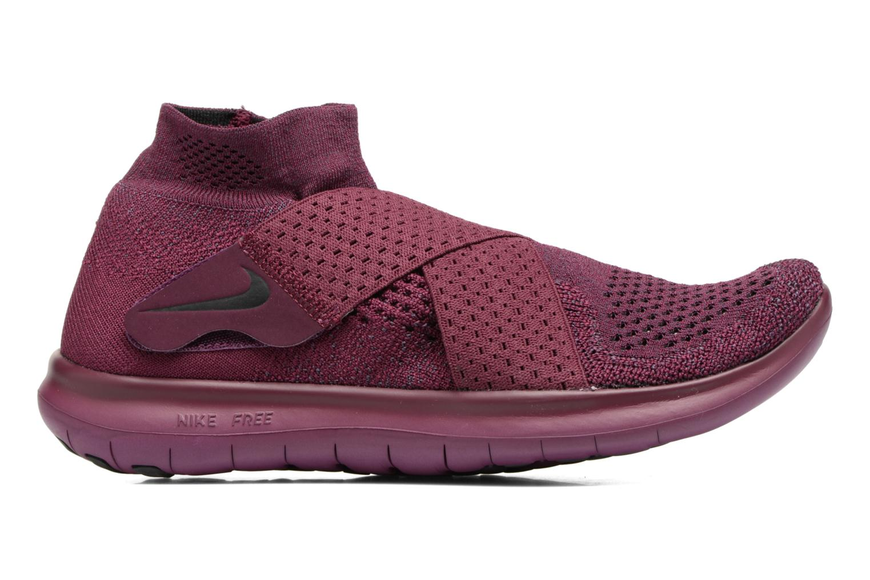 Sport shoes Nike W Nike Free Rn Motion Fk 2017 Purple back view