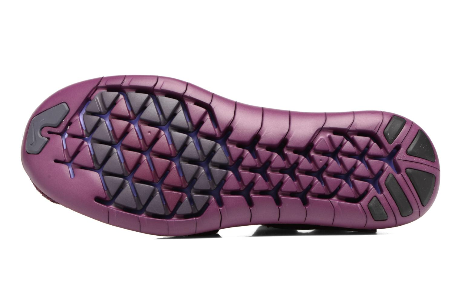 Sport shoes Nike W Nike Free Rn Motion Fk 2017 Purple view from above