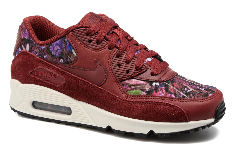 Sneakers Nike Wmns Air Max 90 Se Bordeaux detail