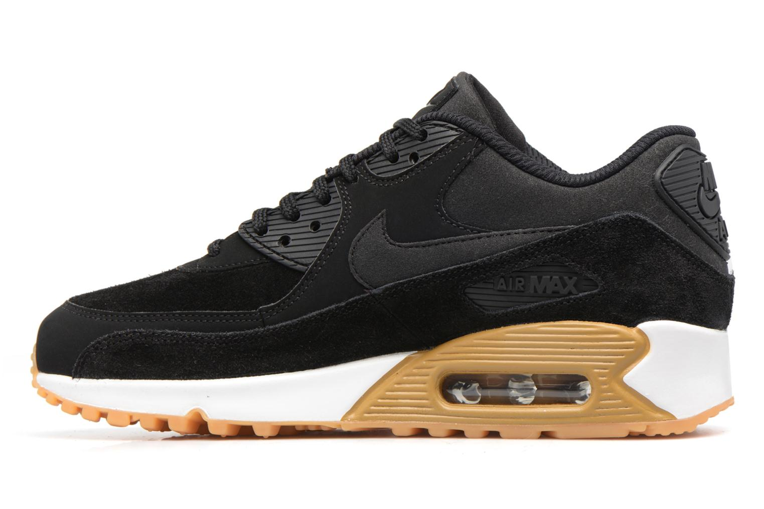 Trainers Nike Wmns Air Max 90 Se Black front view