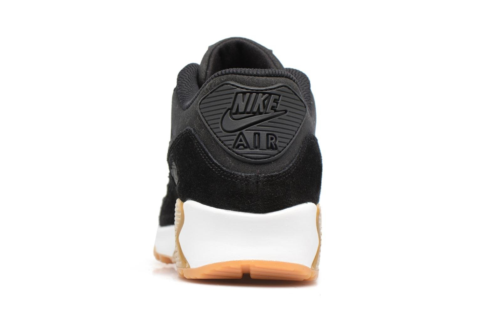 Trainers Nike Wmns Air Max 90 Se Black view from the right