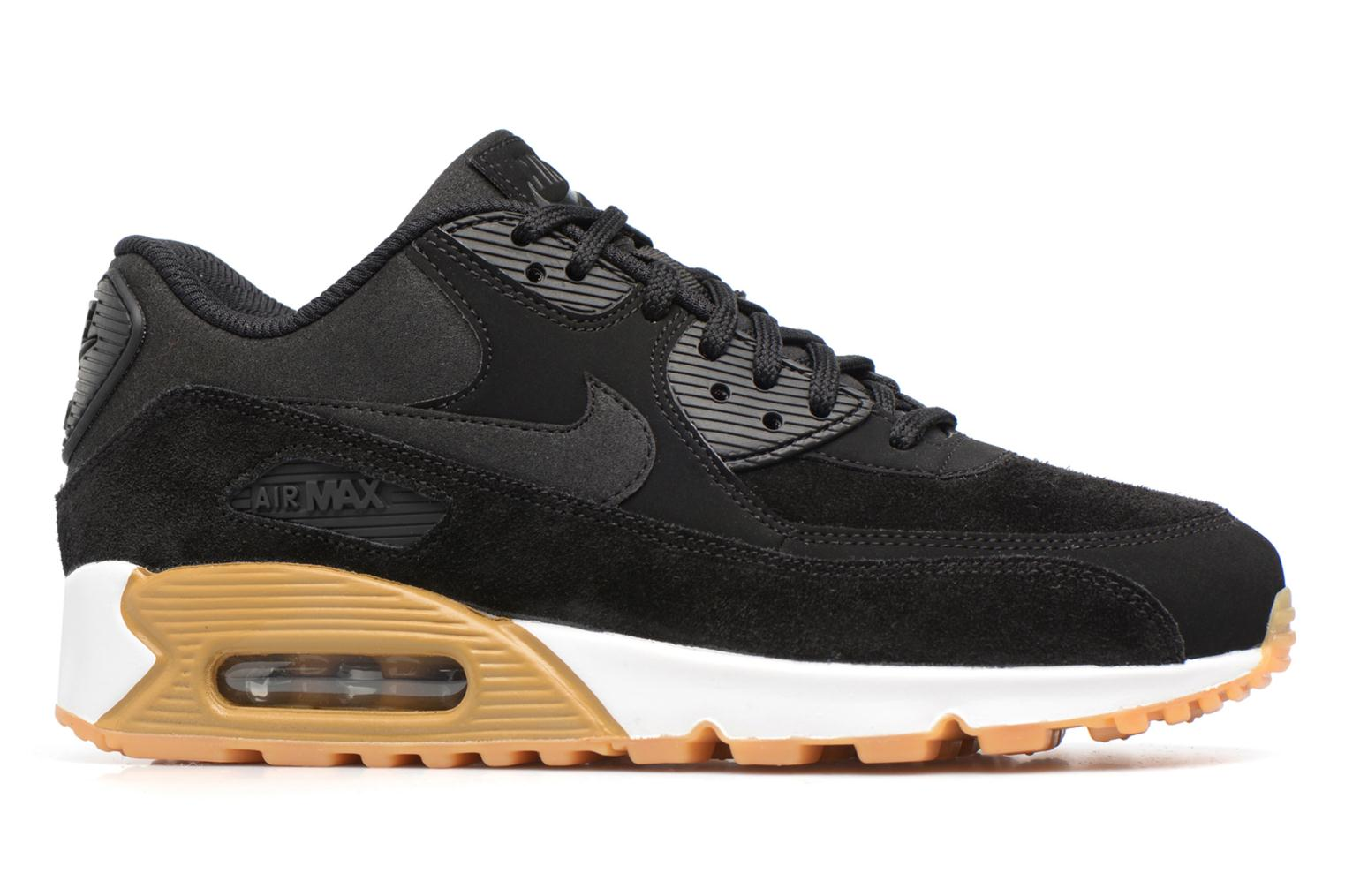 Trainers Nike Wmns Air Max 90 Se Black back view