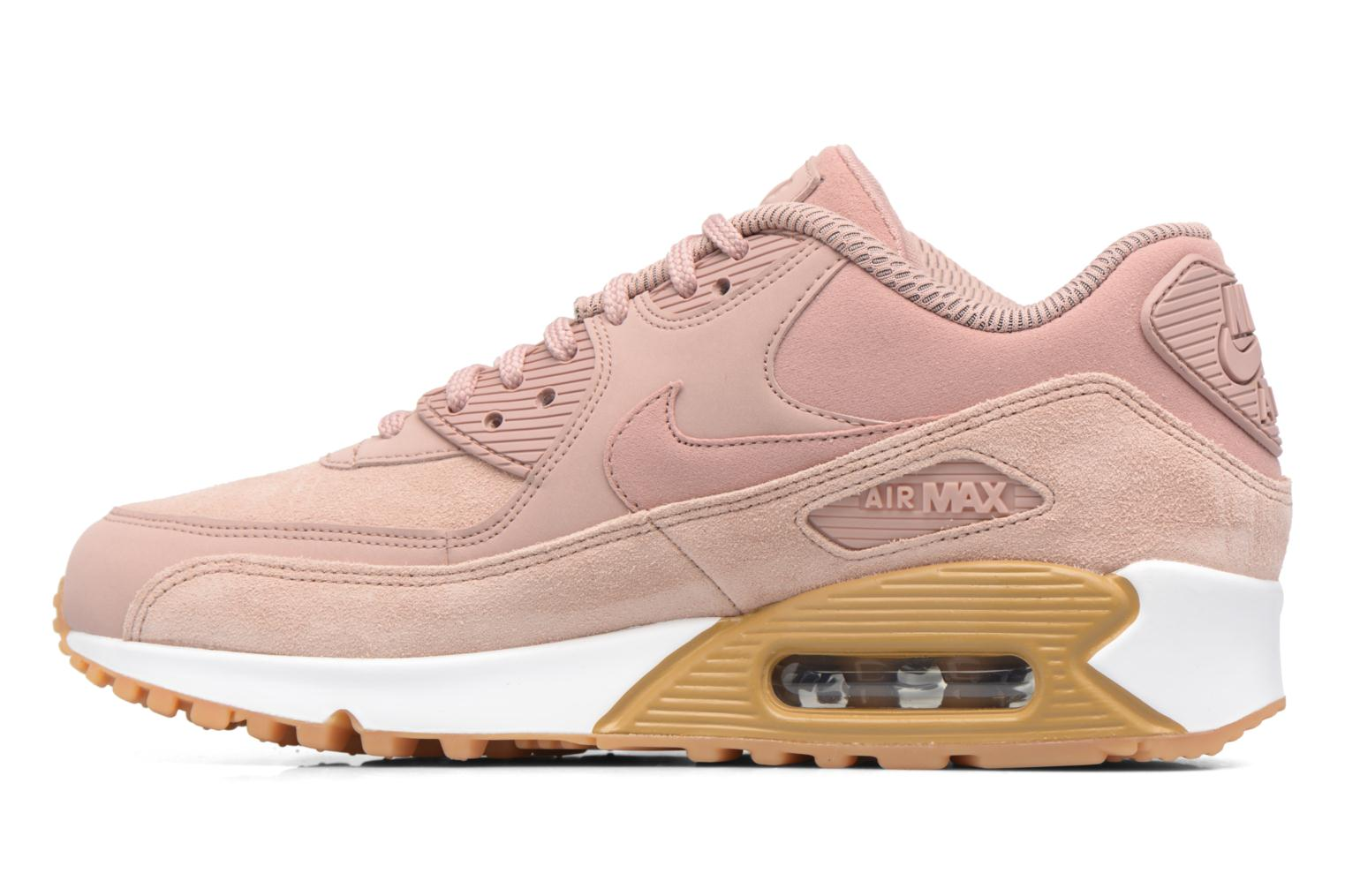 Trainers Nike Wmns Air Max 90 Se Pink front view
