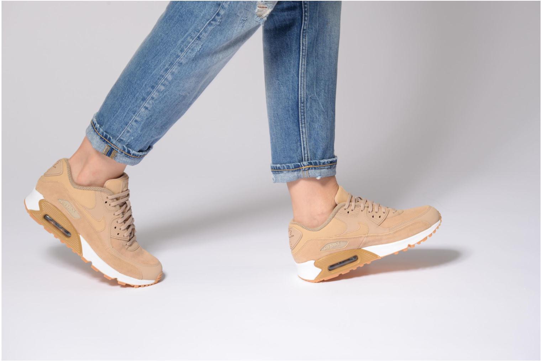 Sneakers Nike Wmns Air Max 90 Se Rood onder