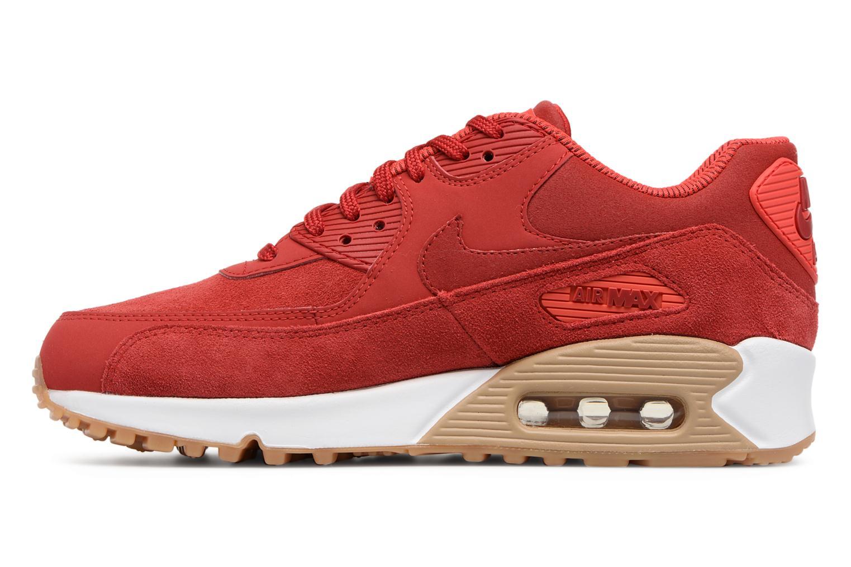 Sneakers Nike Wmns Air Max 90 Se Rood voorkant