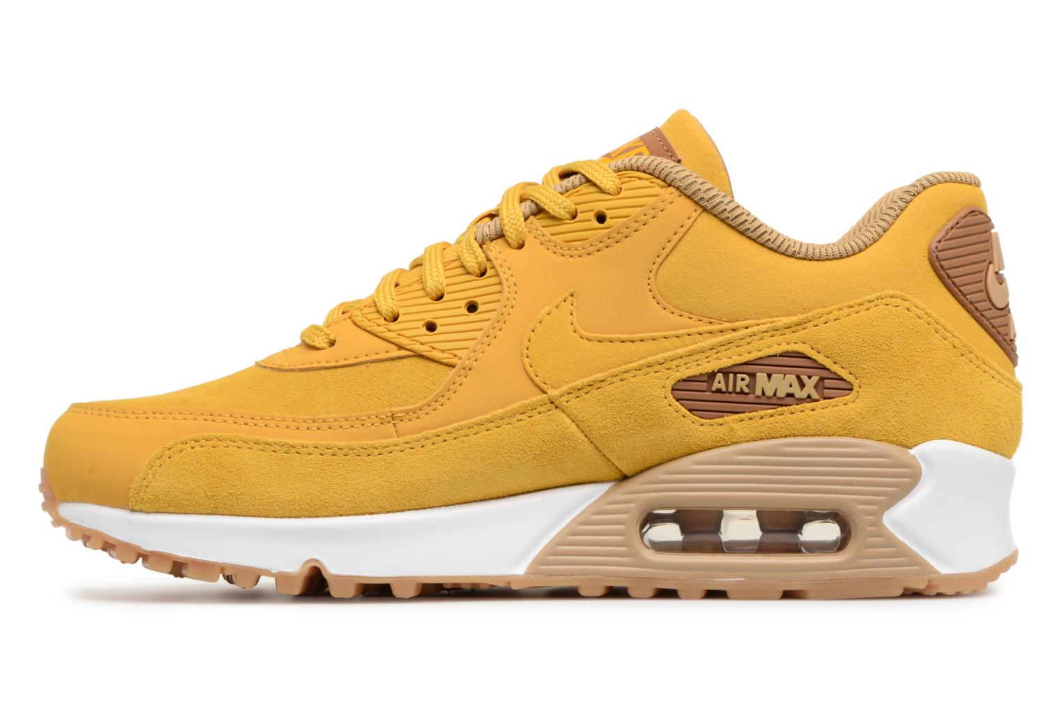 Trainers Nike Wmns Air Max 90 Se Yellow front view