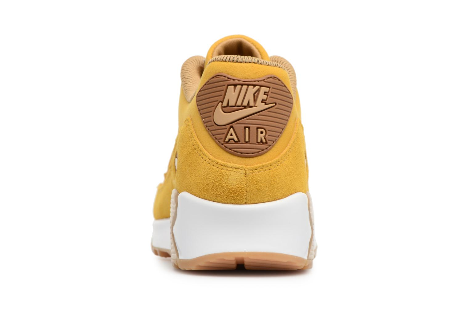 Trainers Nike Wmns Air Max 90 Se Yellow view from the right