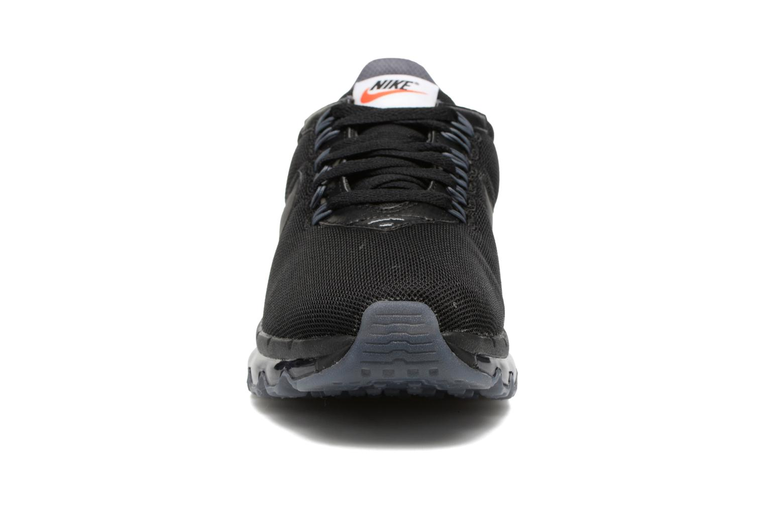 Sneakers Nike W Nike Air Max Jewell Prm Nero modello indossato