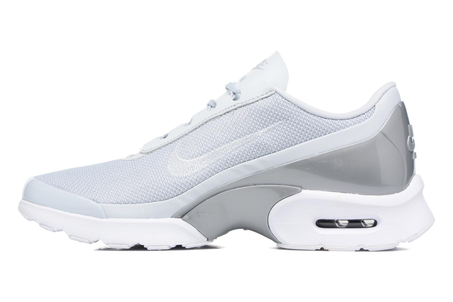 Baskets Nike W Nike Air Max Jewell Prm Gris vue face