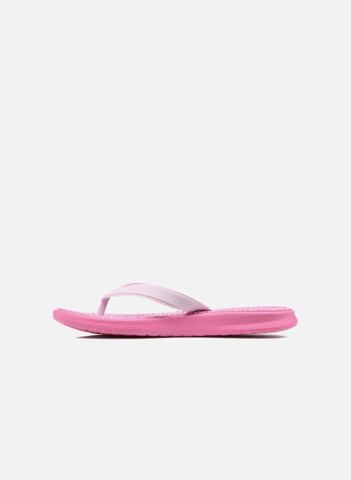 Flip flops Nike Nike Solay Pink front view