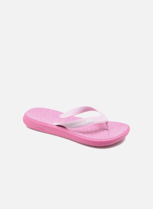 the best attitude 4563c cb2b8 Slippers Nike Nike Solay Roze detail