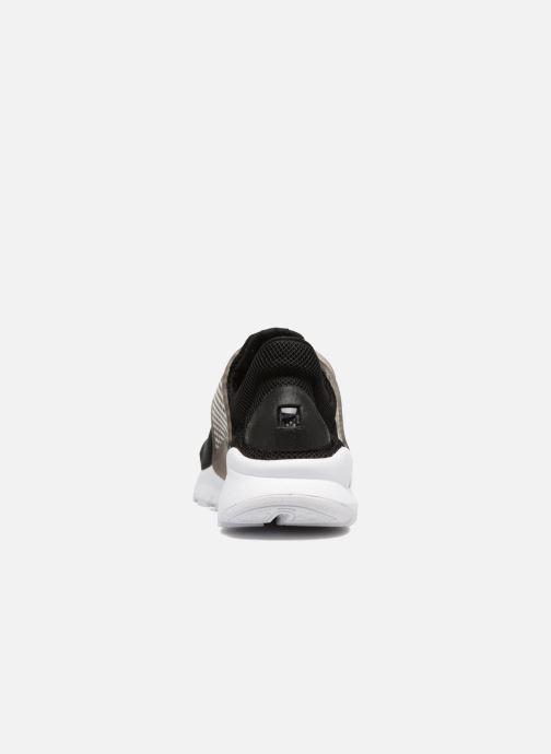 Baskets Nike Wmns Solay Thong Print Noir vue droite