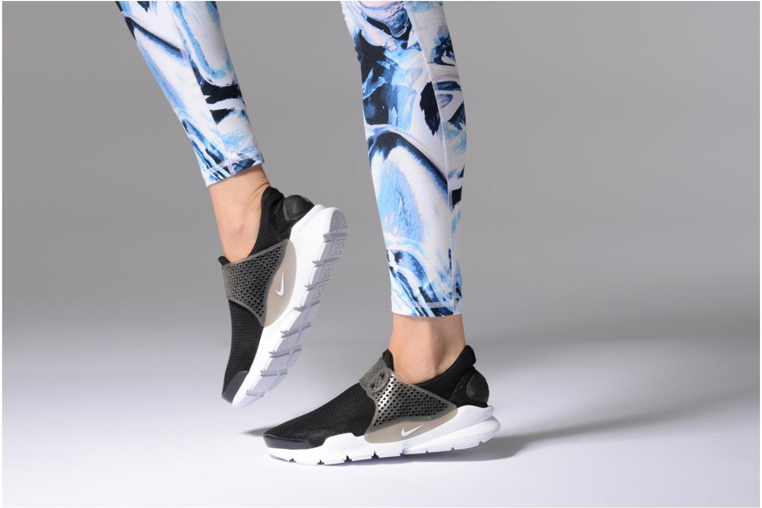 Sneakers Nike Wmns Solay Thong Print Sort se forneden