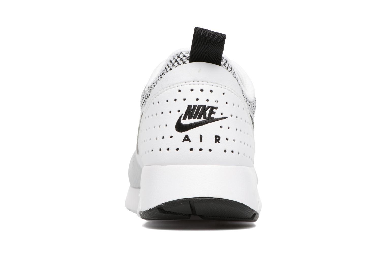 Deportivas Nike Nike Air Max Tavas Prm Blanco vista lateral derecha